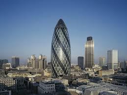 london glass building gherkin skyscraper put up for sale