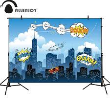 Superhero Backdrop Photography Backdrops Picture More Detailed Picture About