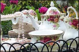 vintage china vintage china and silverware hire at high tea hire new