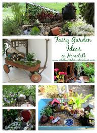 fairy garden ideas intelligent domestications