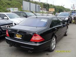 2005 mercedes s500 used 2005 mercedes s class photos 5500cc gasoline fr or