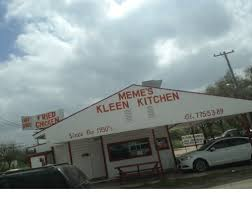 Memes Kleen Kitchen - meme kleen kitchen tel 7755389 hot fried dogs chick since the 1950 s