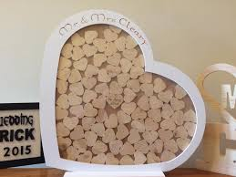 heart guest book personalised heart guest book kerry signature furniture