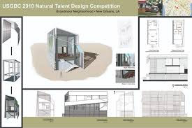march 2010 house transit design research