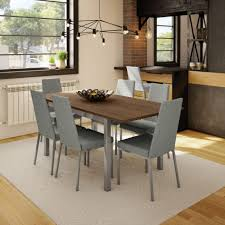 kitchen table furniture kitchen ideas contemporary kitchen tables new amisco alley table