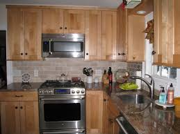 Kitchen Ideas With Maple Cabinets by Kitchen Granite Kitchen Tops White Granite Backsplash Kitchen