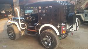 modified mahindra jeep jai durga jeep bazaar open modified jeeps