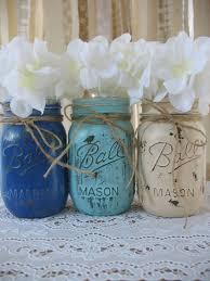 country wedding decorations mason jar
