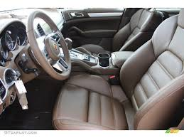 porsche cayenne 2016 interior saddle brown interior 2016 porsche cayenne gts photo 108507431