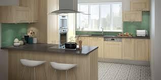 cuisine deco design deco cuisine bois clair inspirations et cuisine gaya imitation bois