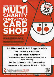 charity christmas card sale christmas lights decoration