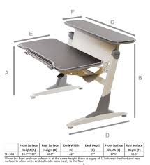 Executive Office Desk Dimensions Standard Office Desk Dimensions Great Desk Sizes South Shore