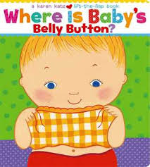 where s where is baby s belly button by karen katz