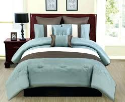Blue And Brown Bed Sets Brown Comforter Sets Aqua Blue And Brown Comforter Sets Aqua And