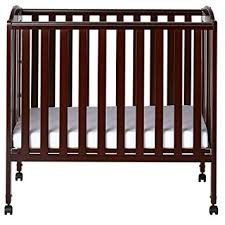 3 In 1 Mini Crib On Me 3 In 1 Portable Folding Stationary Side