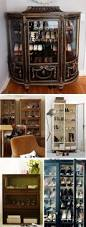 Ideas Design For Lighted Curio Cabinet Best 25 Glass Curio Cabinets Ideas On Pinterest Display