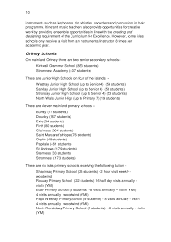sle of resume for high school student for a orkney report