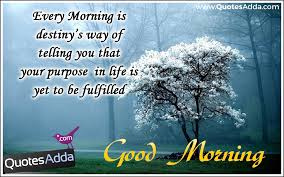 best inspiring morning greetings quotations pictures