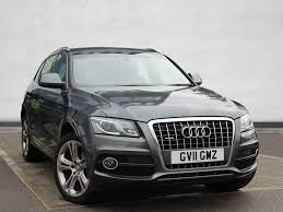 Audi Q5 64 Plate - used audi q5 cars for sale in lincoln lincolnshire motors co uk
