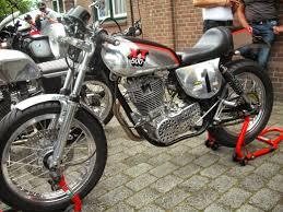 yamaha xt 500 sr fork motos pinterest scrambler