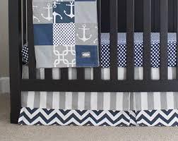 Navy Blue And White Crib Bedding Set Yellow Navy Bedding Nautical Crib Bedding Yellow And Gray