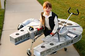 salt lake city halloween costumes family builds star wars costume for son with cerebral palsy the