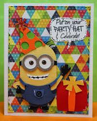 Minions Invitation Card Minion Happy Birthday Card U2013 Gangcraft Net