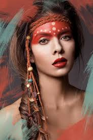 free mative american braids for hair photos best 25 native american makeup ideas on pinterest indian makeup