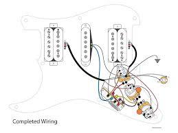 super hsh wiring scheme youtube