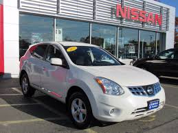 2013 silver nissan rogue used nissan cars u0026 trucks for sale in boston ma colonial nissan
