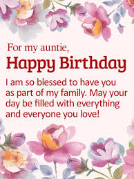 so blessed to you happy birthday wishes card for