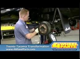 partes para toyota tacoma toyota tacoma transformation w 4 wheel parts fred