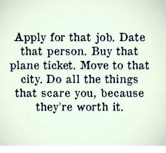 Buy All The Stuff Meme - apply for that job date that person buy that plane ticket move to