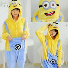 Cheap Halloween Costumes Pajamas Minions Popular Mens Pajama Onesie Minion Buy Cheap Mens Pajama Onesie