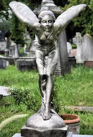spirit of ecstasy memorial kensal green cemetery why is