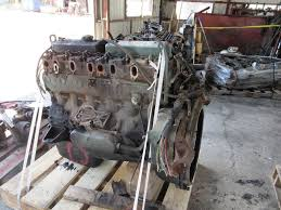 volvo inc volvo d7 stock 137827 engine assys tpi