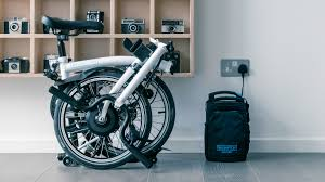 brompton launches first battery powered version of its folding bike