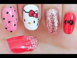 13 adorable kitty nail designs