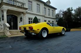 V8 Muscle Cars - six beautiful italian sports cars that packed american v8 muscle
