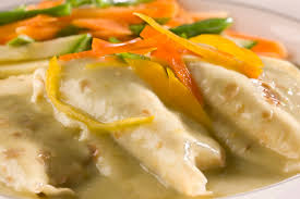 chicken with creamy parmesan sauce recipe