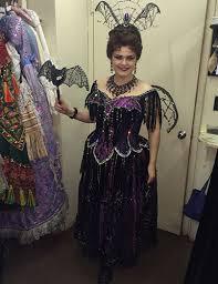 Phantom Opera Halloween Costumes Furs Gowns U0026 Extravaganza Phantom U0027s Michele Mcconnell Brings