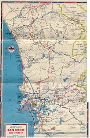 Old Route 66 Map by U S 395 San Diego Original U0026 Final Routes