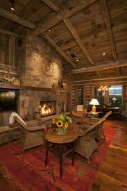 Lodge Style Home Decor Best 25 Western Style Interior Ideas That You Will Like On