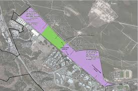 Ord Map Fort Ord Property Development