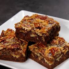 german chocolate pecan bars recipe u0026 video tiphero