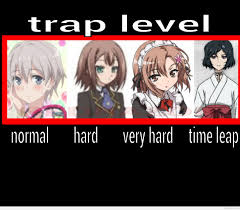 Trap Memes - otaku meme 盪 anime and cosplay memes 盪 choose your trap level