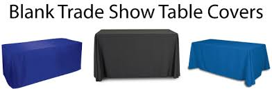 trade show table runner awesome table covers slide1gif regarding trade show tablecloth