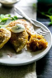 Pure Comfort Potato Mushroom And Pea Pierogies Vegetarian Or Vegan Vanilla
