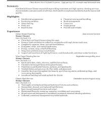 resume templates janitorial supervisor memeachu cleaning services resume