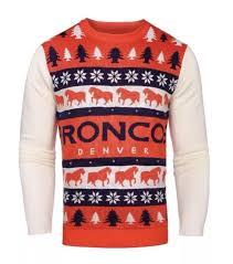 light up sweater s denver broncos light up sweater m nfl team